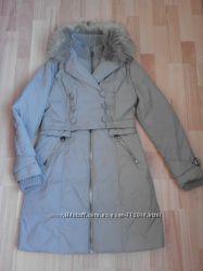 Зимнее пуховое пальто, М