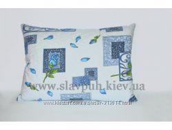 Подушка из льна