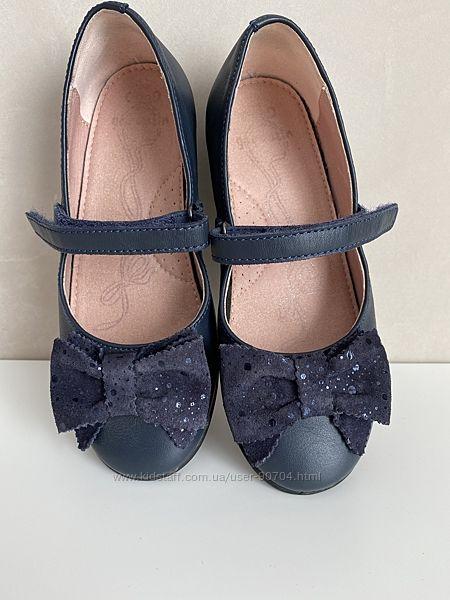 Кожаные туфельки Garvalin 31