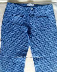 Новые брендовые брюки  Zara girls р. 140