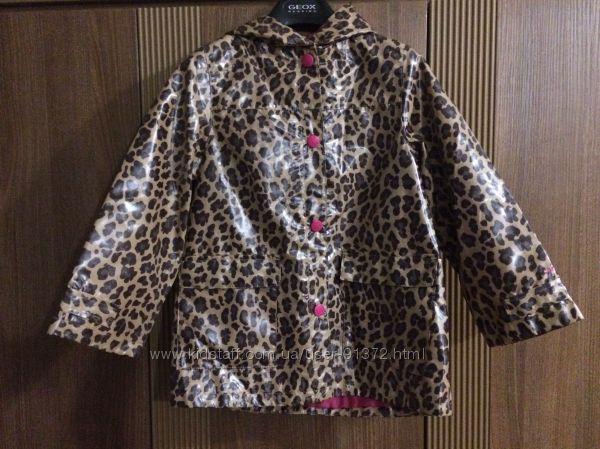 Куртка дождевик Carters для девочки, размер L  6Х