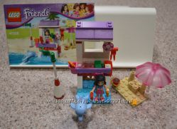 Набор Lego Friends Спасательная станция Эммы 41028