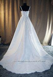Эксклюзивное свадебное платье Davids BridalСША, р44-46