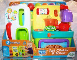 развивающий центр кухня -холодильник от Bright Starts
