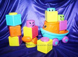 Fisher-Price Кубики-Блоки