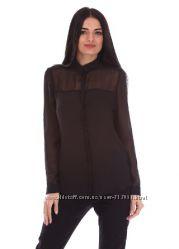 блуза рубашка  Bershka