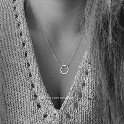 Бесподобная, эротичная, модная цепочка с подвеской, серебрение