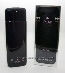 Givenchy Play Intense for Her, 75ml  Распродажа