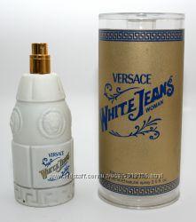 Versace White Jeans Woman, 100ml, Распродажа