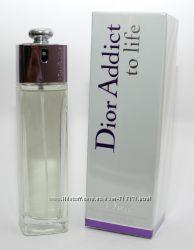 Dior Addict to Life, 100ml, Распродажа