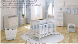 Дитяче ліжечко Малятко