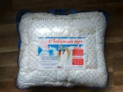 Одеяло и подушка, лебяжий пух, Россия, Иваново - качество