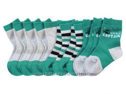 Носки George и Lupilu размеры от 19 до 23