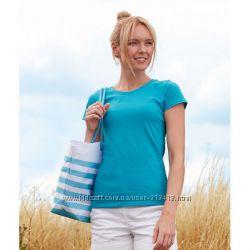 женские футболки хлопок Fruit of the loom ORIGINAL T