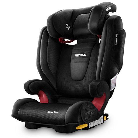 Автокресло RECARO Monza Nova 2 SeatFix Black