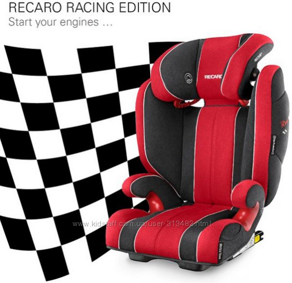 Автокресло RECARO Monza Nova 2 Racing Edition