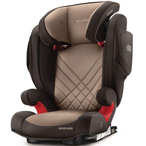 Автокресло RECARO Monza Nova 2 Seatfix.   Коллекция 2017 г.