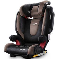 Автокресло RECARO Monza Nova 2 SeatFix Mocca, доставка бесплатно 1 день