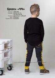 Модные спортивные штаны Овен р122