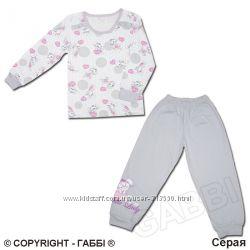 Пижама Габби легкая девочкам 110 размер