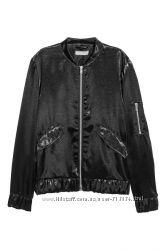Бомбер куртка H&M, р. 16,  XL, L