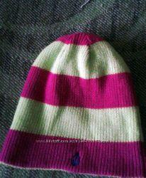 Volcom шапка яркая