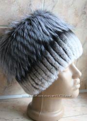 Шикарные шапки из натрального меха