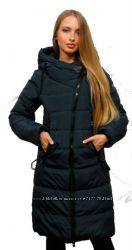 Зимнее женское пальто, большие размеры, до 62 размера
