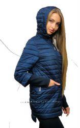 Демисизинонная куртка, большие размеры