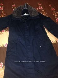 Утеплённая куртка парка h&m