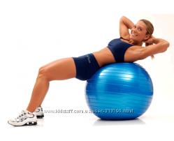 Мяч фитбол для фитнеса и массажа  55 см, 65 см, 75 см, 85 см
