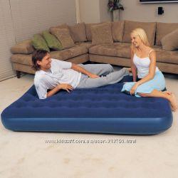 Матрасы и кровати надувные Intex Bestway одноместные, полуторные, двухмест