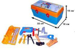 Детские инструменты набор инструментов в чемодане Орион 921 и 938