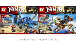 Конструктор Ниндзя Ninja много видов фото в объявлении