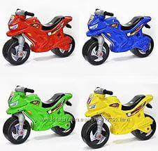 Мотоцикл Орион 501 синий, красный, зеленый, желтый с музыкой и без