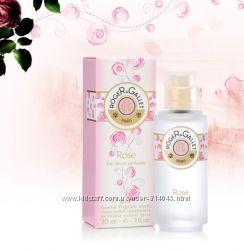 Rose Roger & Gallet 30 ml духов Natural Spray. Оригинал