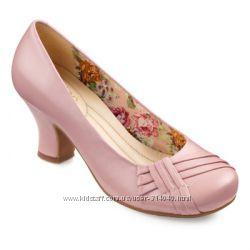 Туфли кожа Hotter Comfort Concept Clarissa 38р 24. 7-24. 5 по стельке.