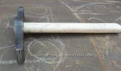 Кузнечный фасонный молоток для рихтовки, чеканки, выколотки, ручной ковки