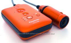 Экстрим-видеокамера Panasonic HX-A100EE-D Orange