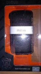 Чехол для HTC Desire S, натуральная кожа, черный