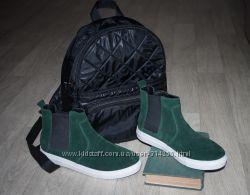 Челси-ботинки  кожаные от производителя