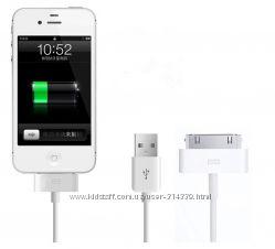 iphone 4, 4S, 5, 5S, 6, 6s зарядное УП 10грн