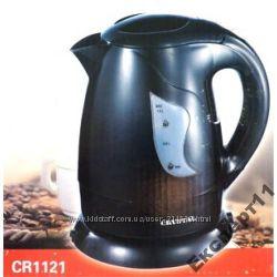 Электрический чайник Crystal CR 1121 пластик 1 л.