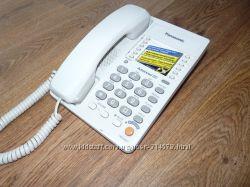 телефон Panasonic KX-TS2363RUW состояние нового