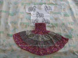 Костюм Gangotri в восточном стиле на красотку до 1, 5-2лет
