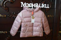 Курточки Манго для девочек 3-4 года 104 см