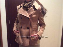 Пальто-куртка шерст. Victorias Secret р. L. Новое