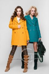 Демисезонное пальто PL-8723 X-Woyz