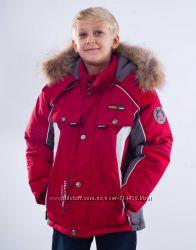 Куртка зимняя для мальчика Diwa Club 104-128