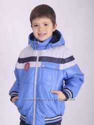 Куртка демисезонная для мальчика Donilo 104, 110, 116
